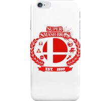 Smash Bros iPhone Case/Skin