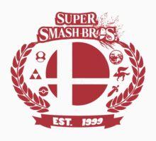 Smash Bros by ElijahsArt