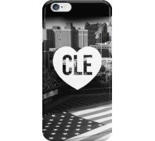 Cleveland USA 78 iPhone Case/Skin