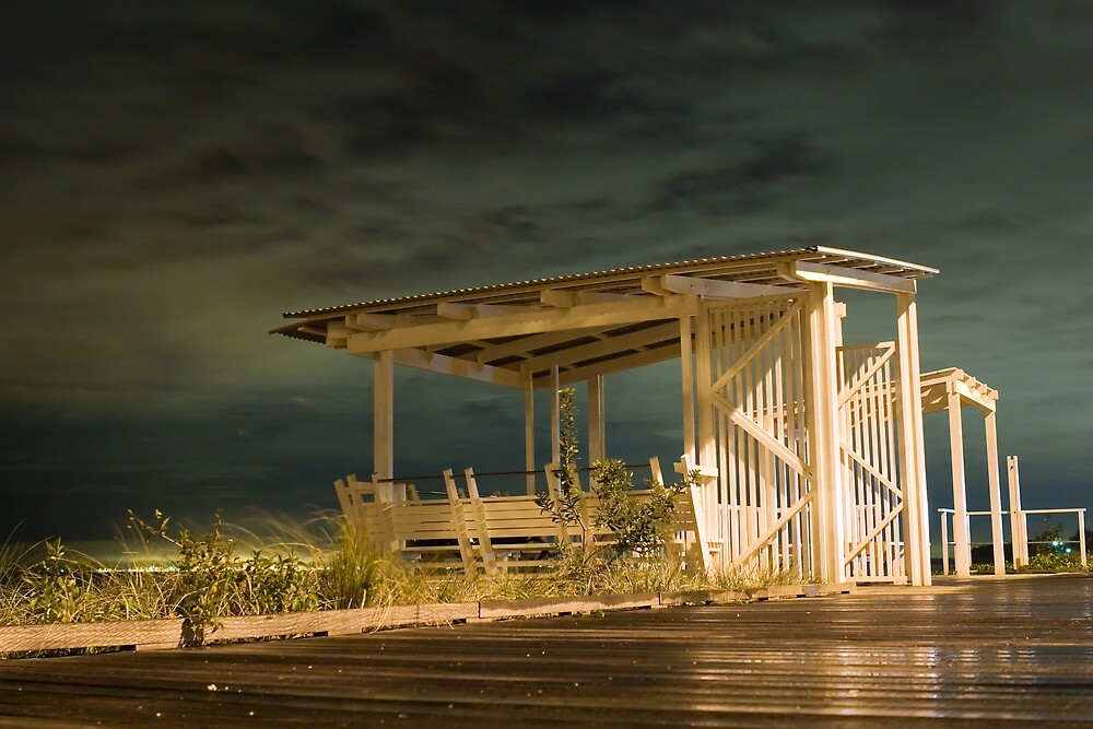 Beachfront Shelter by GVarney