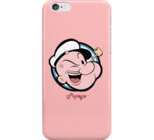 Popeye 1 iPhone Case/Skin