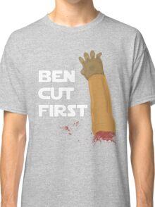 Ben Cut First Classic T-Shirt