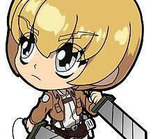 Attack on Titan - Armin by 57MEDIA