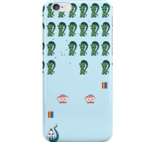 Zombie Unicorn Invaders iPhone Case/Skin