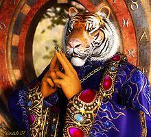 The Wise One by maraich