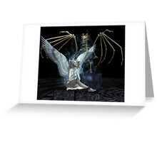 Collector of Innocence Greeting Card