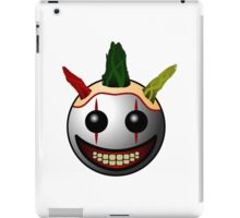 I'm a good clown iPad Case/Skin