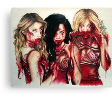Unholiest Canvas Print