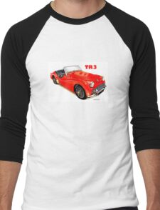 Triumph TR3 Men's Baseball ¾ T-Shirt