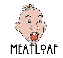 MEATLOAF Photographic Print