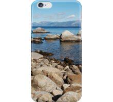 Granite Boulder Shoreline iPhone Case/Skin