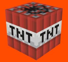 Blockcraft - TNT Kids Clothes