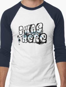 I was here street art - Switched at Birth T-Shirt