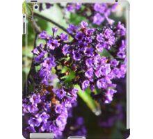 Purple Nature iPad Case/Skin