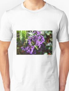 Purple Nature Unisex T-Shirt