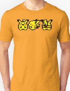 Pikachu Yellow T-Shirt