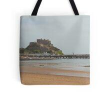 Mont Orgueil Castle, Gorey Tote Bag