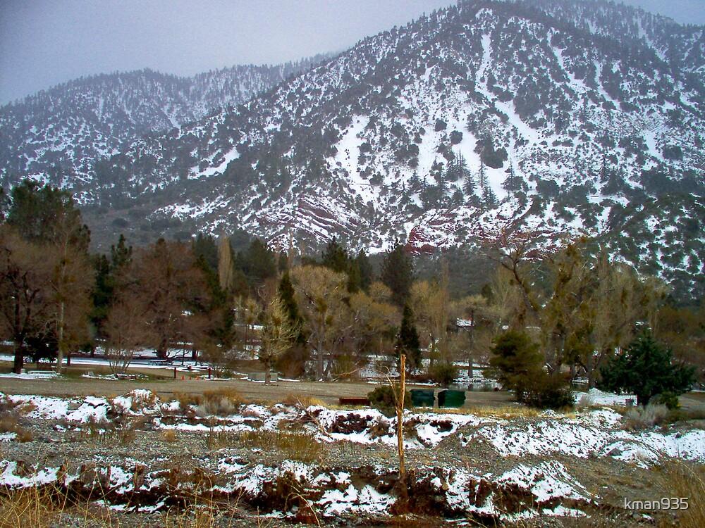 Redrock California Winter 2006 by kman935