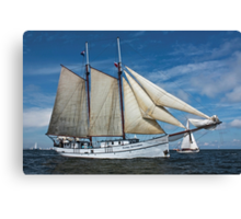 Flying Dutchman 1 Canvas Print