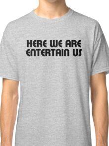 Cool Music Rock Title Lyrics Quotes Kurt Cobain Nirvana Punk Rock Classic T-Shirt