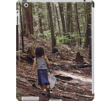 With the Eyes of a Child iPad Case/Skin