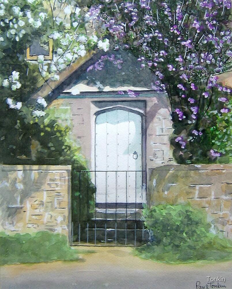 17th century cottage, Dowlish Wake, Somerset by Tonkin