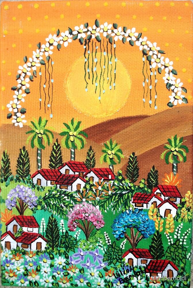 Sun's Village by Lilian Bernoldi