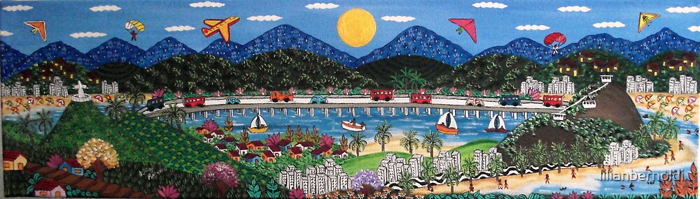 Rio II by Lilian Bernoldi