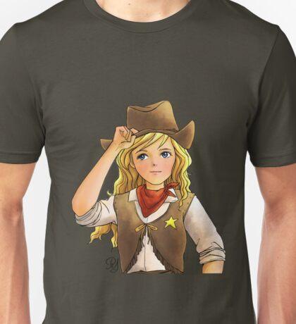 Sheriff Tammy  Unisex T-Shirt