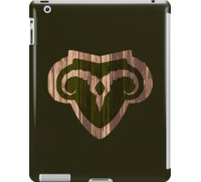 Markarth Hold Shield iPad Case/Skin