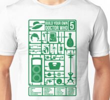 Build Your Own Doctor Who 5 Unisex T-Shirt