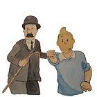 Tintin 2 by Alan2903