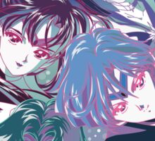 Sailor senshi Sticker