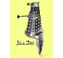 Salvador Dalek Photographic Print