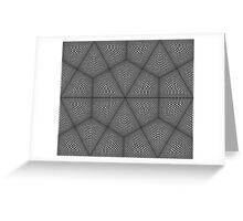 Mathematical Masterpiece Greeting Card