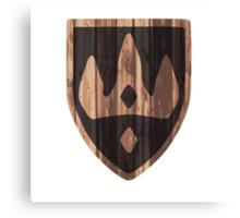 Winterhold Shield Canvas Print