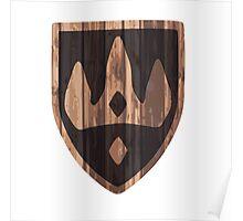 Winterhold Shield Poster