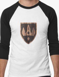 Winterhold Shield Men's Baseball ¾ T-Shirt