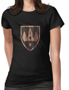 Winterhold Shield Womens Fitted T-Shirt