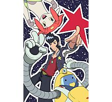 Space Dandy Photographic Print
