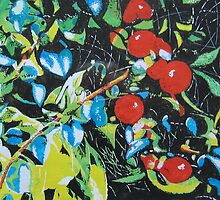 Red Apples by Tonkin