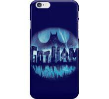 dark city iPhone Case/Skin