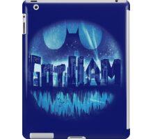 dark city iPad Case/Skin