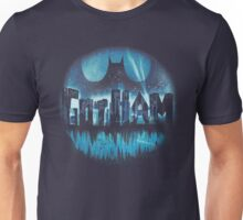 dark city Unisex T-Shirt
