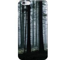 Mystery forest iPhone Case/Skin