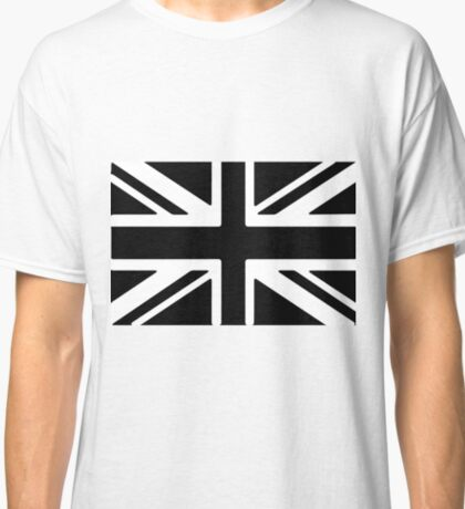 Union Jack Flag of the United Kingdom Classic T-Shirt
