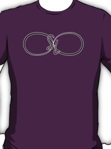 Customizable Collection #05: Infinity Initials T-Shirt