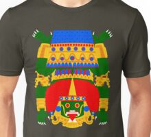 Quetzalcoatl as Venus, the evening star Unisex T-Shirt