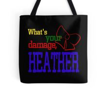 What's your Damage Bag Tote Bag