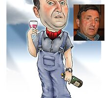 Caricatures by commision by Lyn Davies
